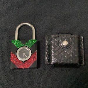 Gucci Padlock Watch